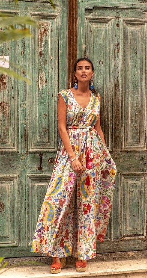 Jumpsuit Sundance Color colores - MISS JUNE