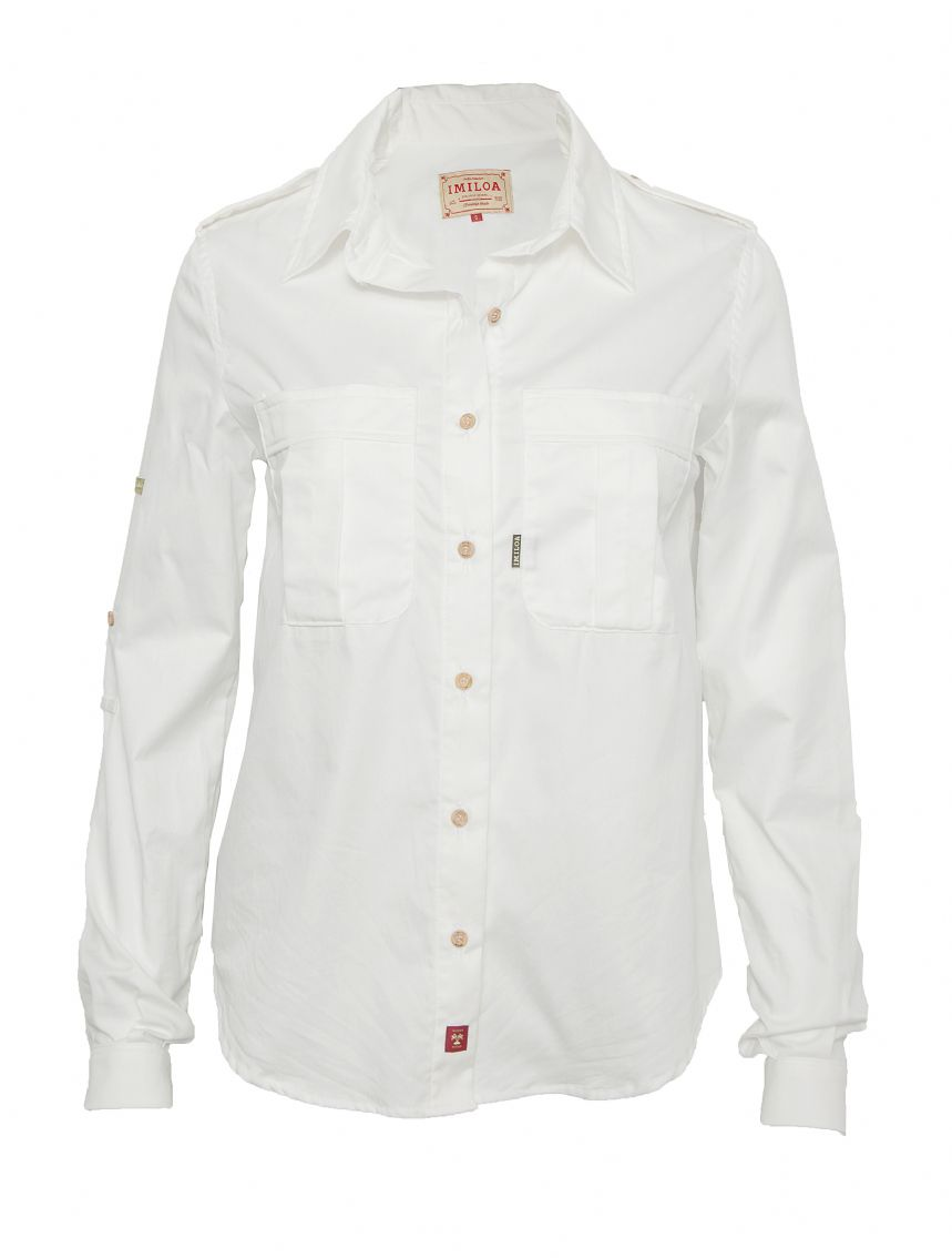 Camisa Tarangire Color blanco